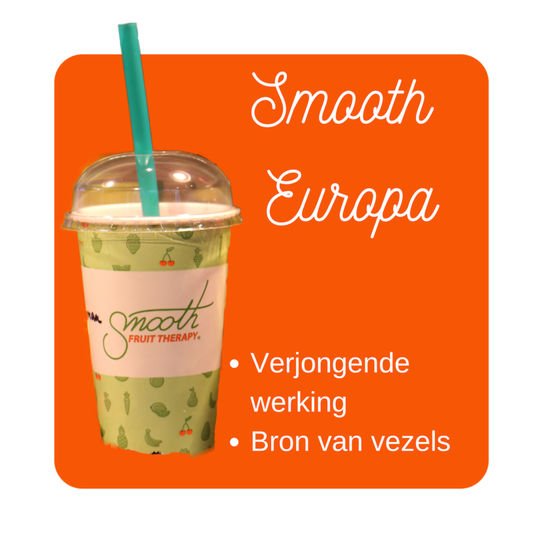 Smooth Europa Original 400ml