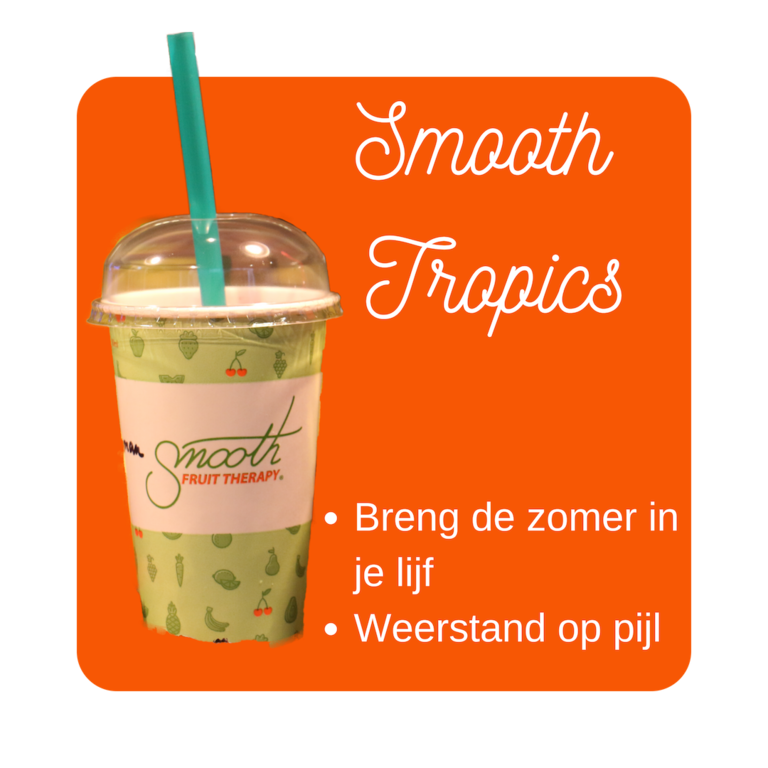 Smooth Tropics Original 400ml