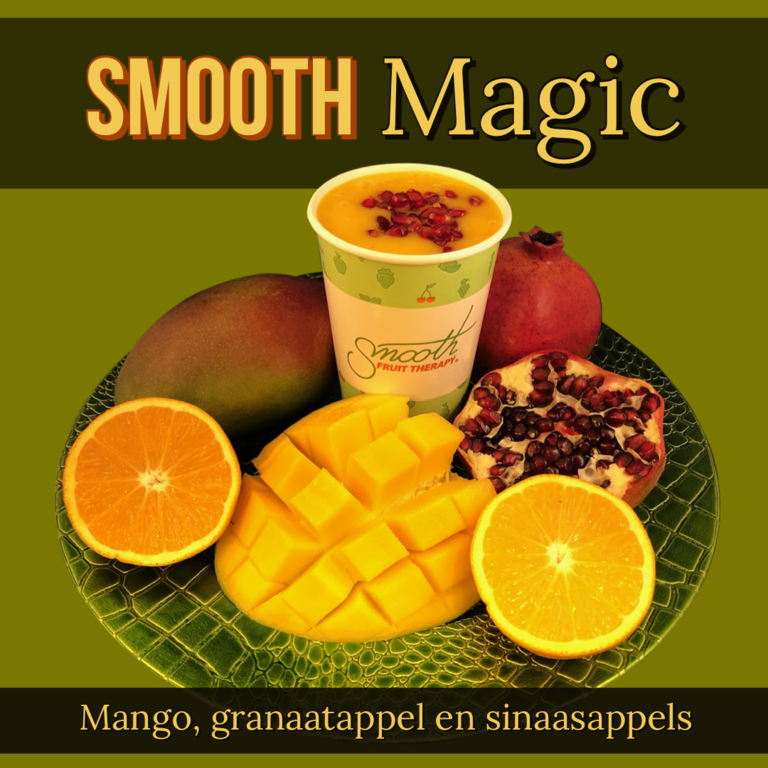 Smooth Magic Sports 500ml