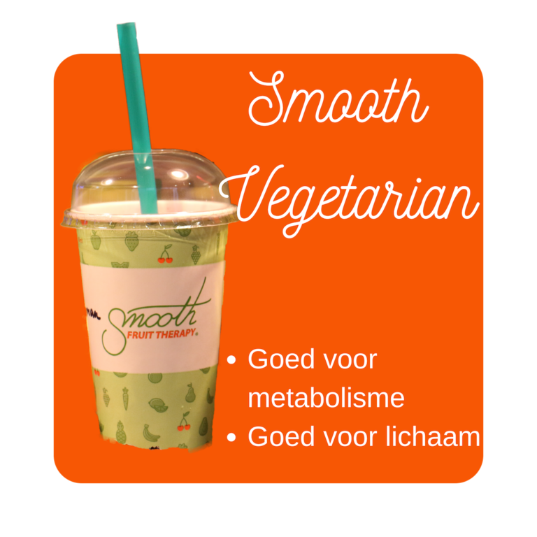 Smooth Vegetarian Original 400ml