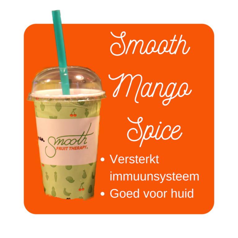Smooth Mango Spice Sports 500ml