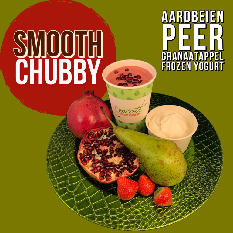 Smooth Chubby Sports 500ml