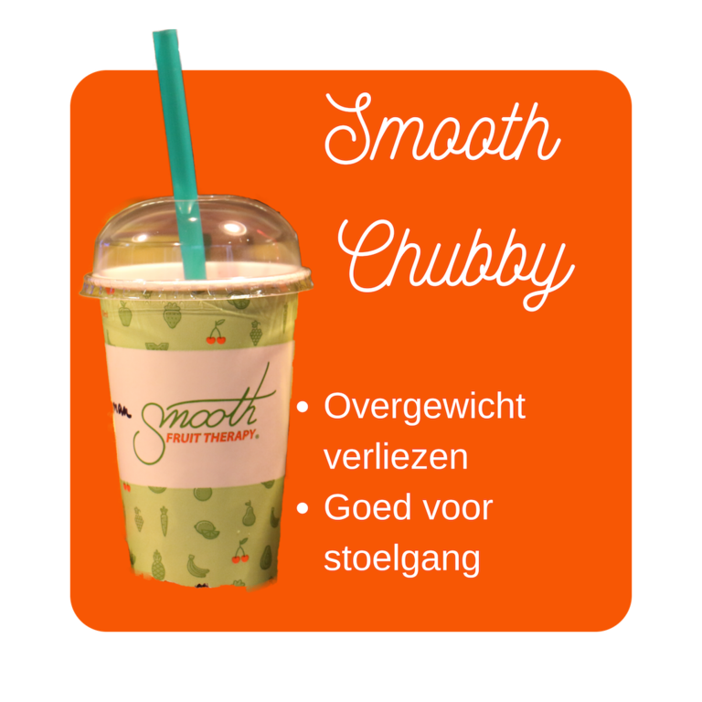 Smooth Chubby Original 400ml