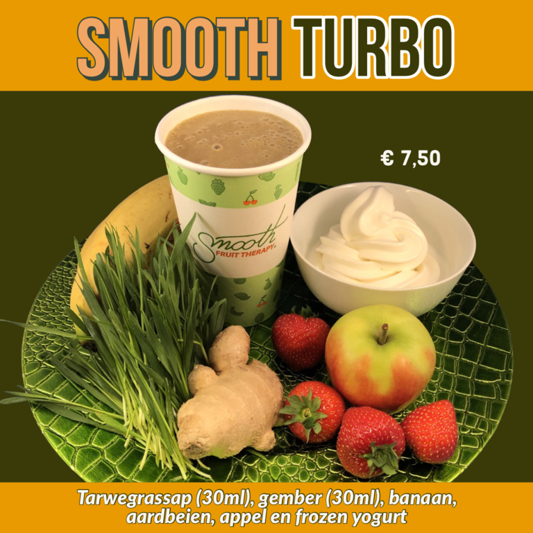 Smooth Turbo 500ml