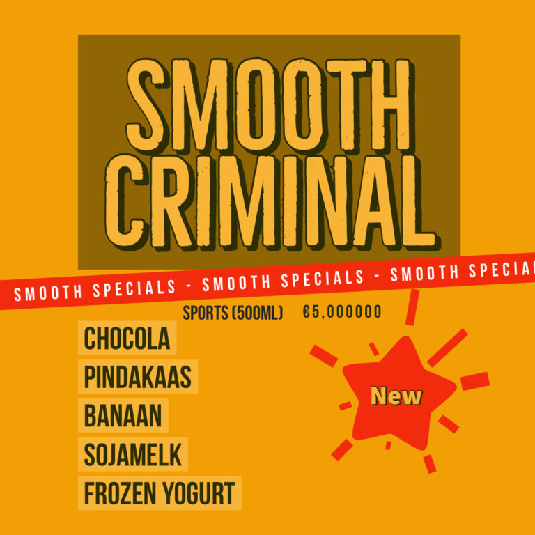 Smooth Criminal 500ml