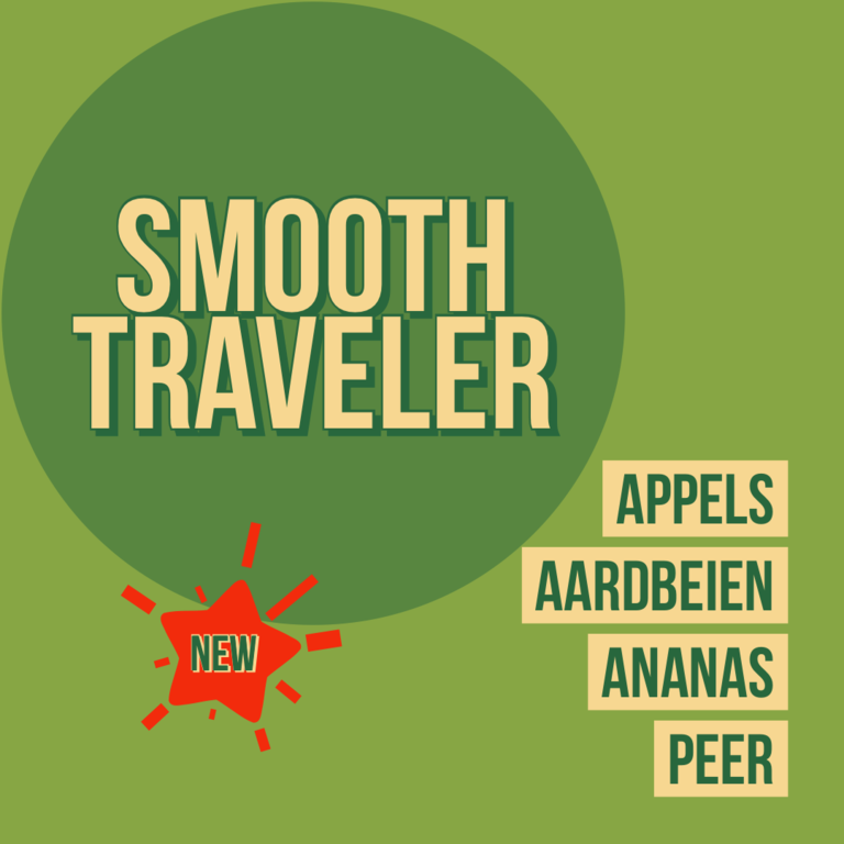 Smooth Traveler Sports 500ml
